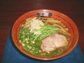 六紋亭らぁ麺