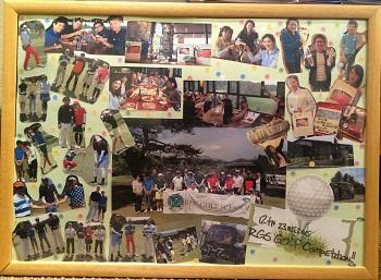 第12回RGSゴルフコンペです♪