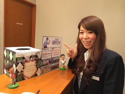 応募BOX発見!!