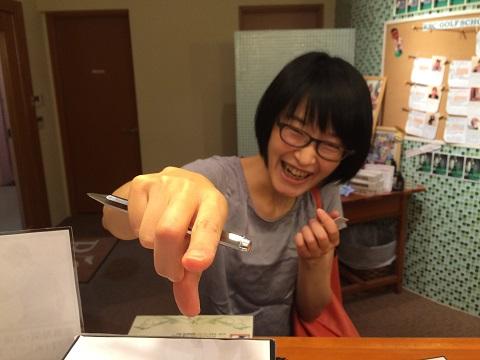 笑顔いっぱい!素敵です!!