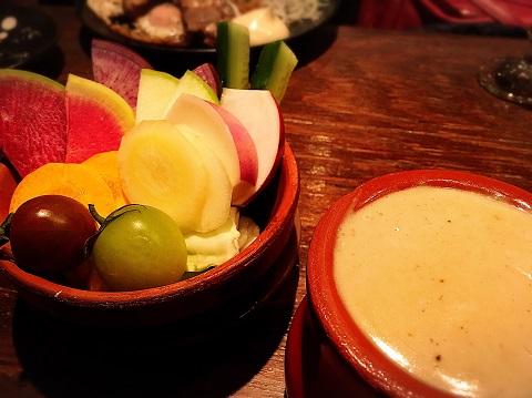 鎌倉野菜バーニャカウダ