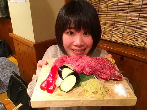 お肉です!