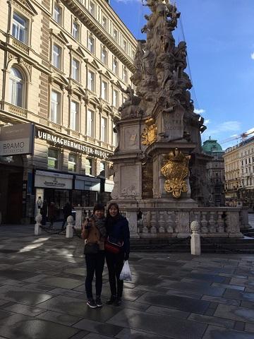 オーストリア旅行